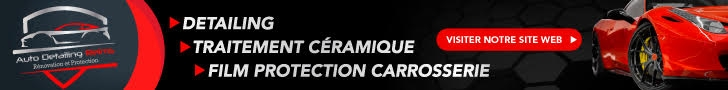 Auto Detailing Reims : traitement Céramique, films de protection